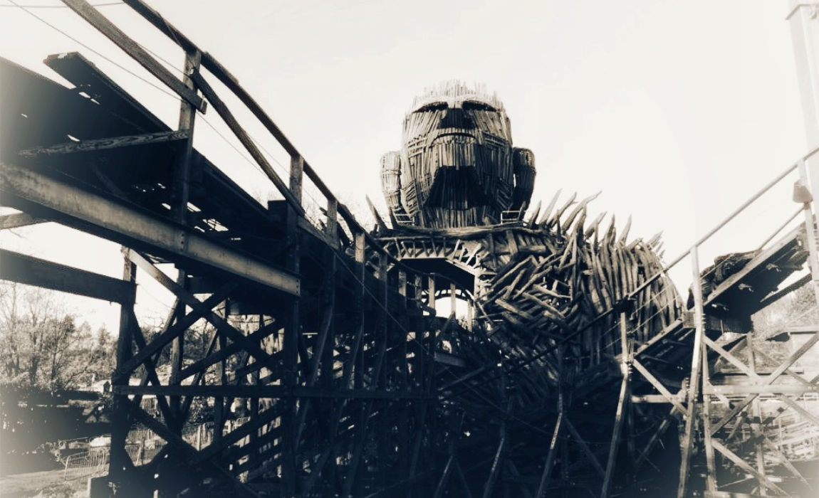 Wickerman, Alton Towers
